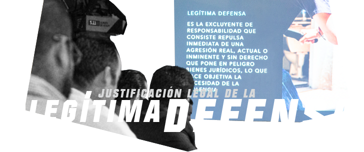 Justificacion Legitima Defensa